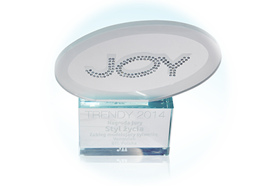 Joy Trendy Winner